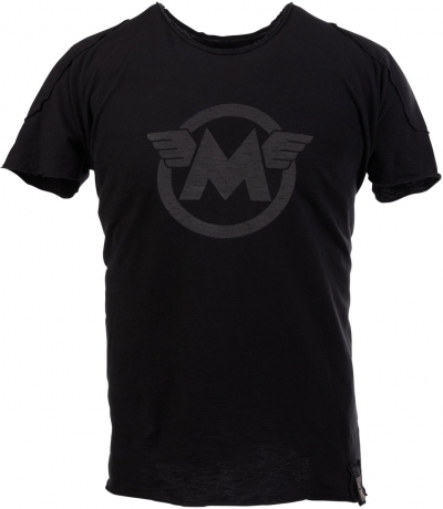MATCHLESS M LOGO MATT T-SHIRT