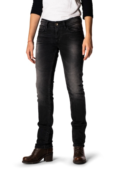 ROKKER JEANS THE DONNA BLACK