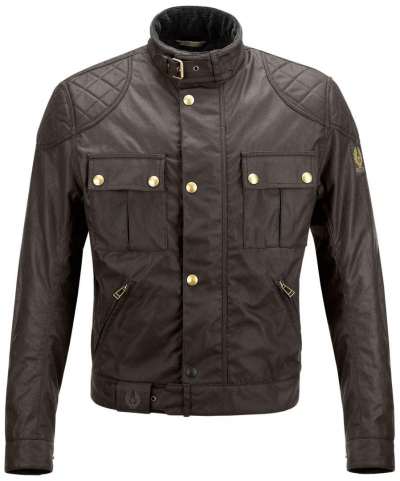 BELSTAFF BROOKLANDS BROWN