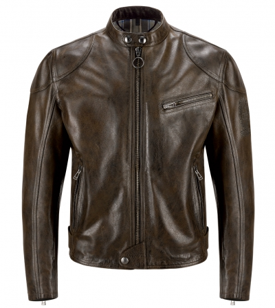 BELSTAFF SUPREME BLACKBROWN