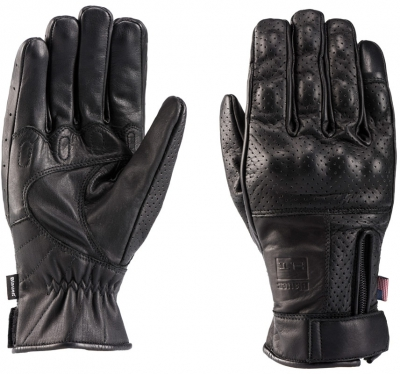 BLAUER COMBO GLOVES BLACK