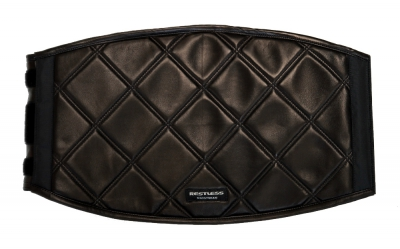RESTLESS NG LEATHER DELUXE BLACK