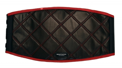 RESTLESS NG LEATHER DELUXE RED