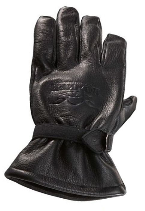 ROKKER GLOVE CALIFORNIA LIGHT BLACK