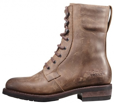 ROKKER BOOT URBAN RACER DARK BROWN