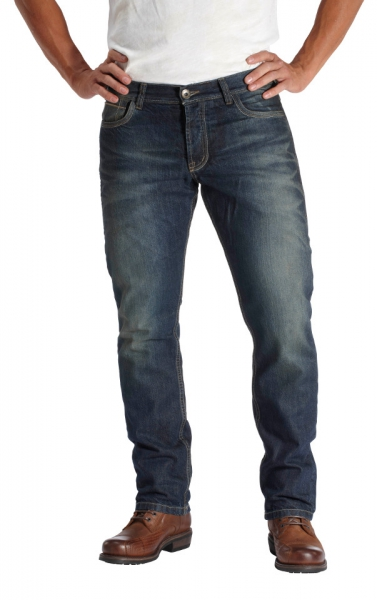 ROKKER JEANS RED SELVAGE