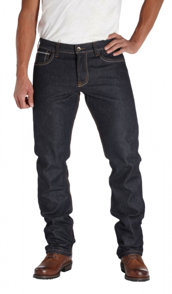 ROKKER JEANS RED SELVAGE RAW